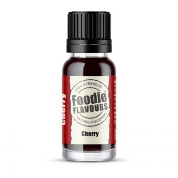 cherry natural flavouring 15ml bottle