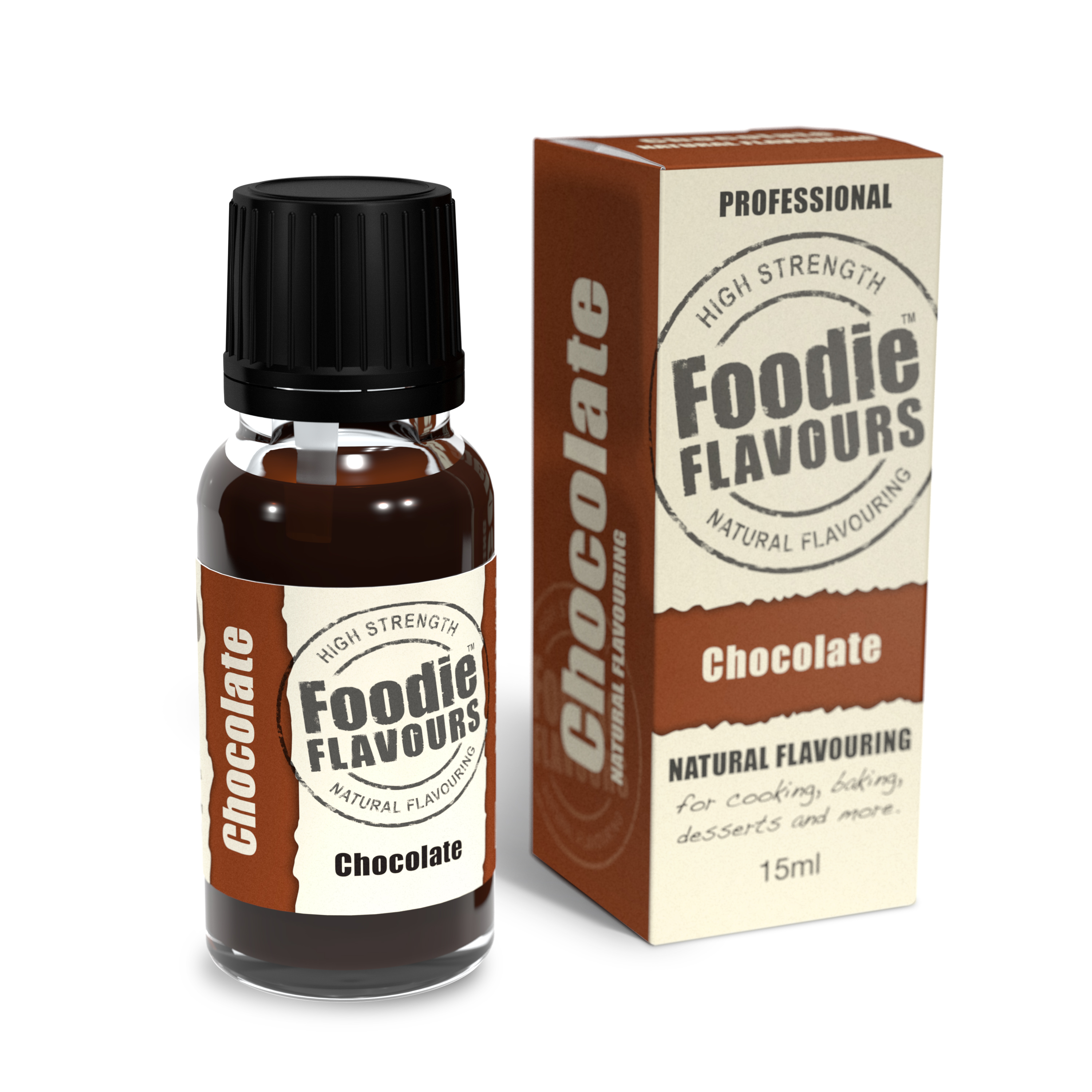 Chocolate natural flavouring