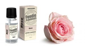 Natural Rose Flavouring Essence