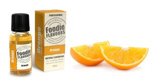 Award winning natural orange flavouring