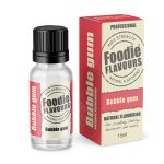 Bubble Gum natural flavouring bottle and box