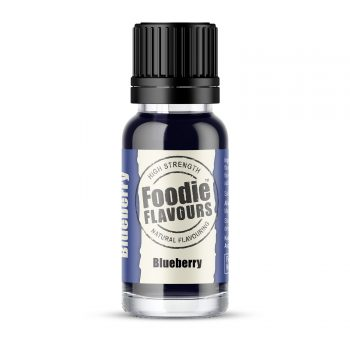 blueberry natural flavouring 15ml bottle