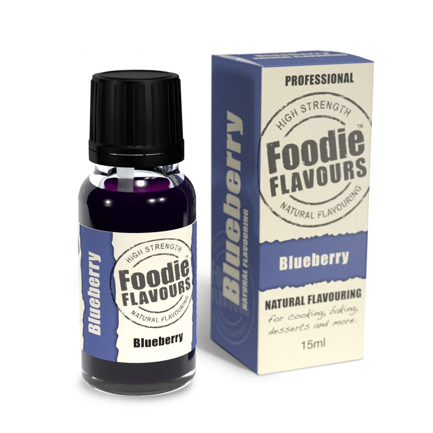 Natural Blueberry Flavouring