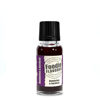 Dandelion & Burdock Natural flavouring