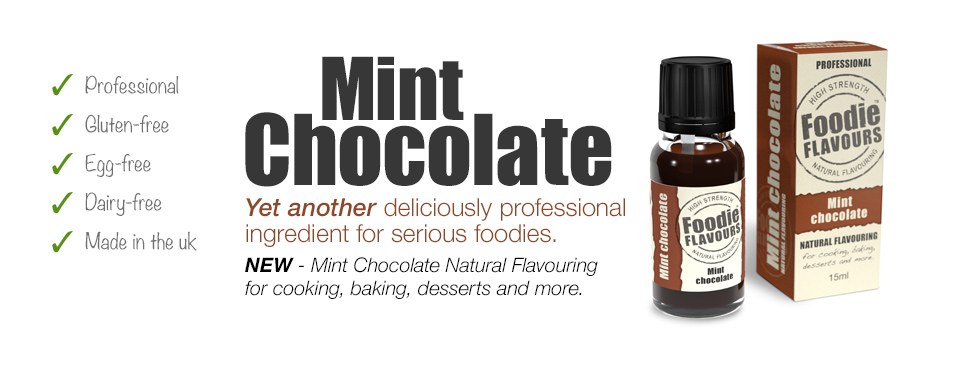 mint chocolate flavouring