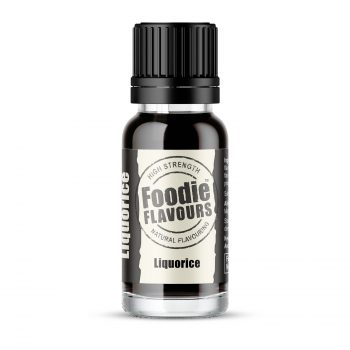 Liquorice natural flavouring 15ml bottle