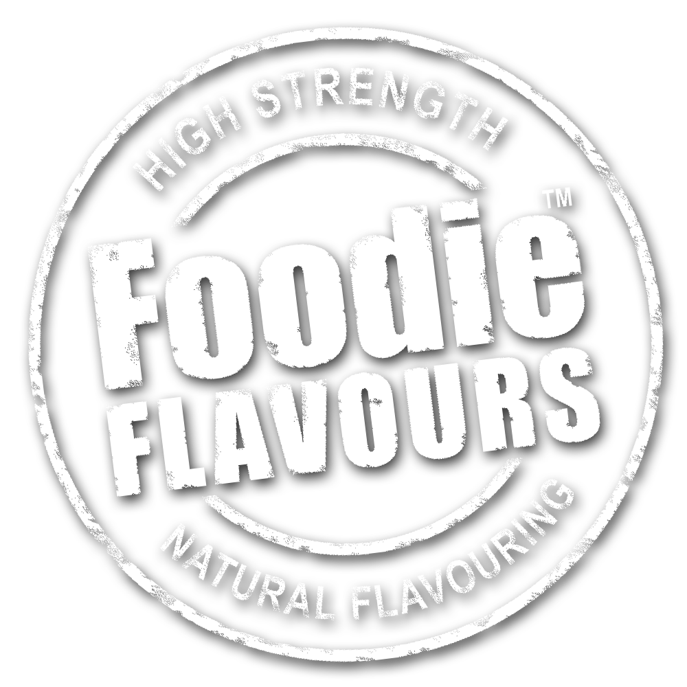 natural food flavourings including raspberry, vanilla by Foodie Flavours