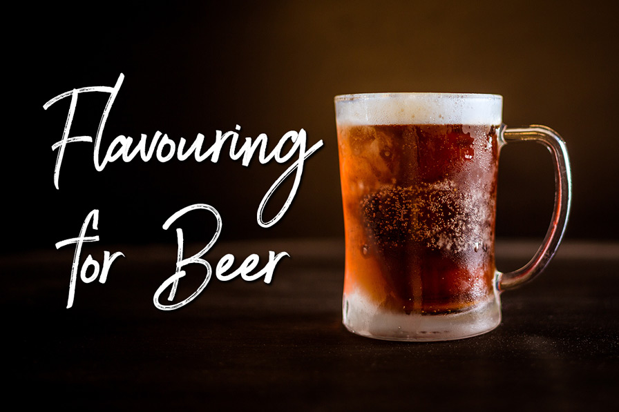 natural flavouring for beer