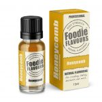 honeycomb natural flavouring bottle and box