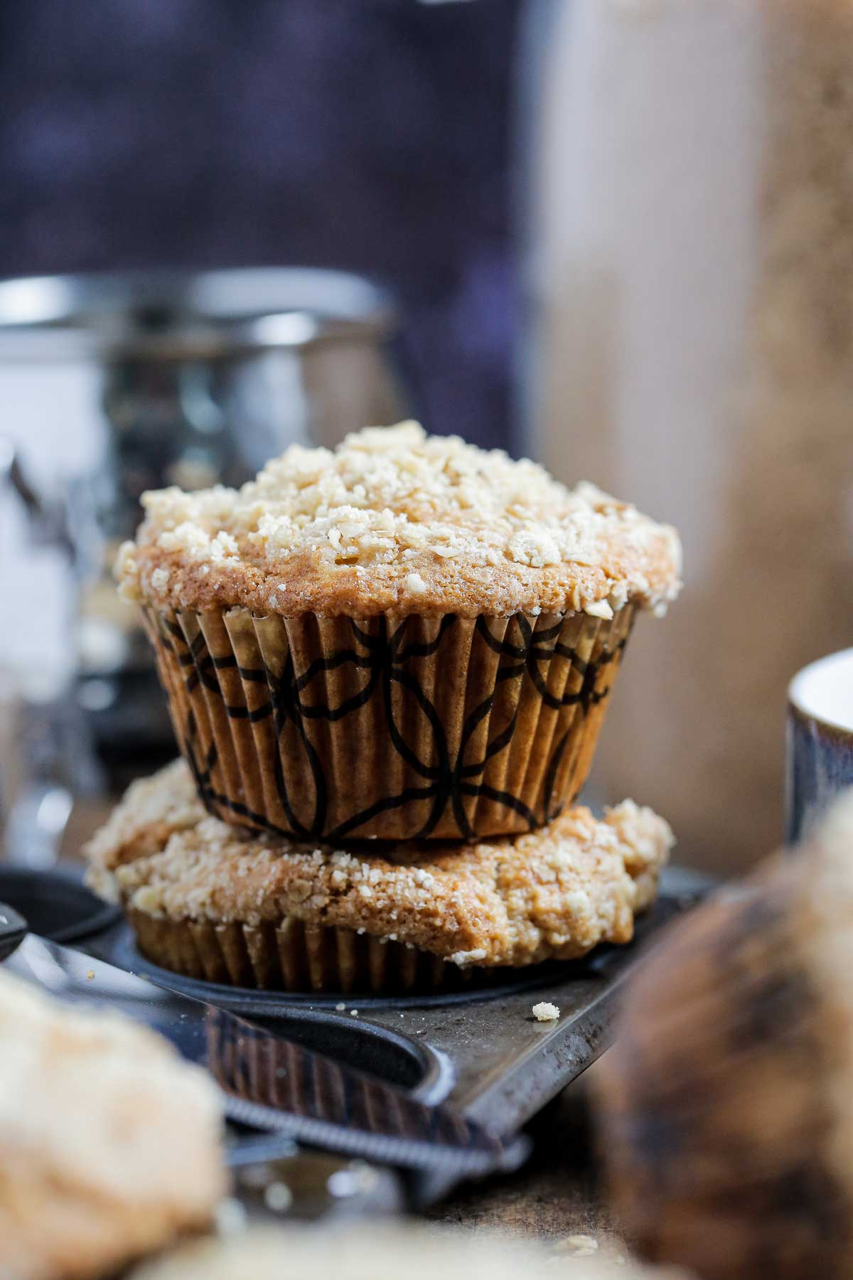caramel and apple muffin recipe
