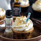 foodie flavours cola and jack daniels cupcakes