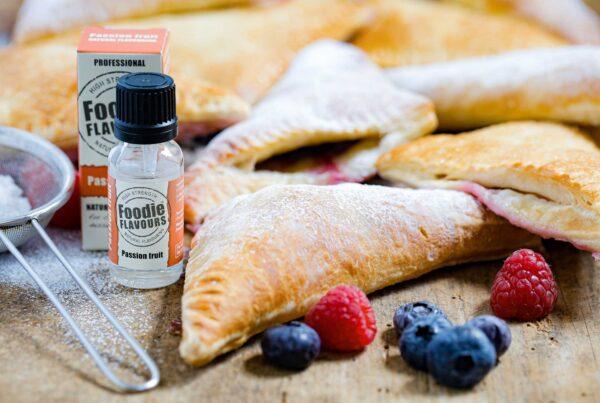 Passion Fruit Pastries Recipe