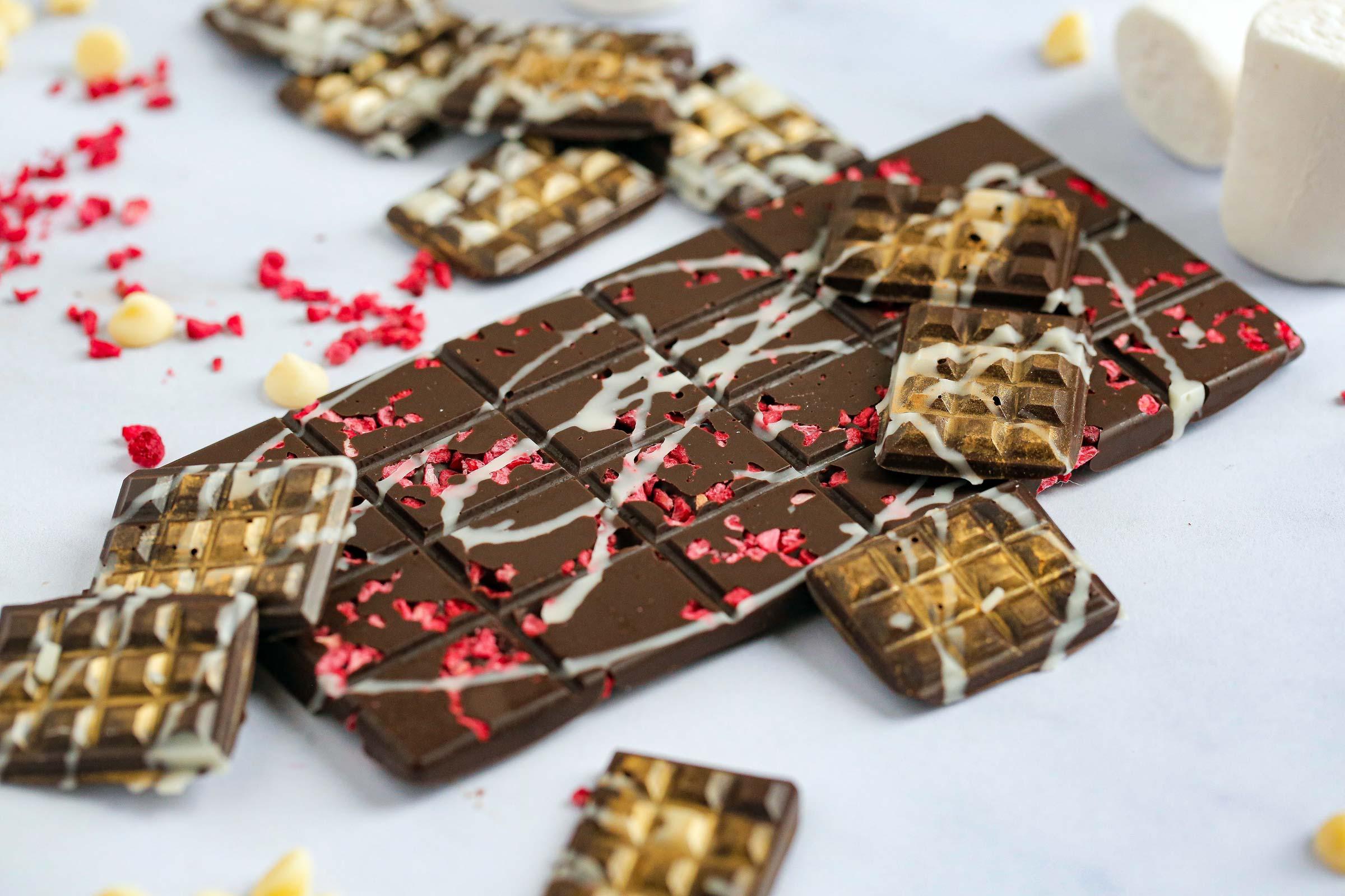 Honey Flavoured Chocolate Bars