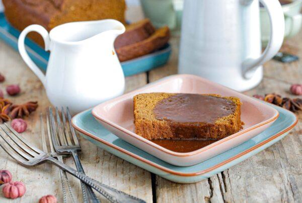 Jamaican Ginger Sticky Pudding Cake